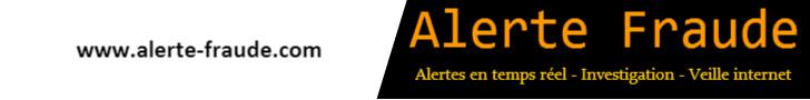Alerte Fraude : Alertes en temps réel - Investigation - Veille internet